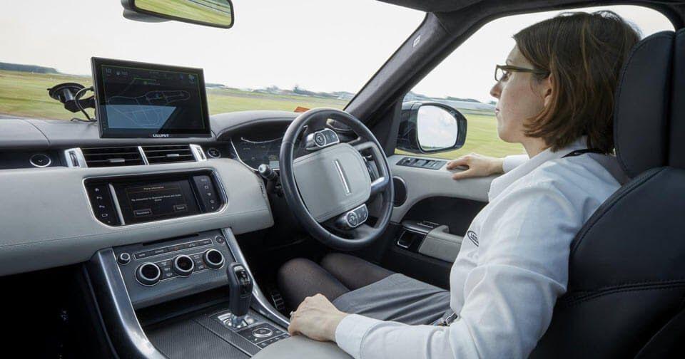 UK To Introduce FullyAutonomous Cars By 2021 Jaguar