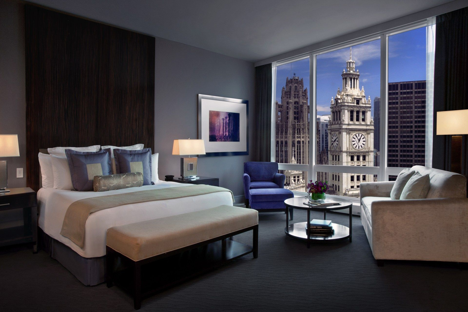 The views from these luxury hotel rooms will leave you for Luxury hotel accommodation