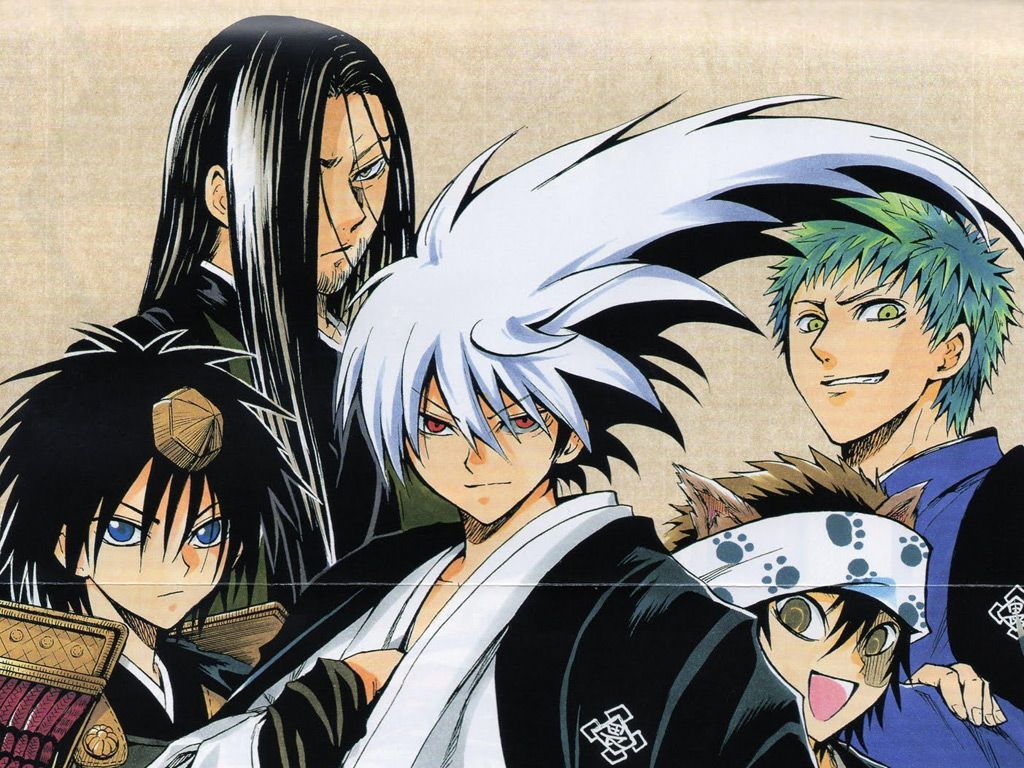 nura rise of the yokai clan Wallpapers of Nura Rise of
