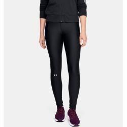 Photo of Under Armour Damen HeatGear® Armour Leggings mit Branding am Bund Schwarz Xs Under Armour
