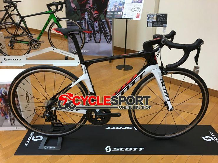 Buy 2017 Scott Foil 30 Bike From Gocyclesport The Best Bike Online