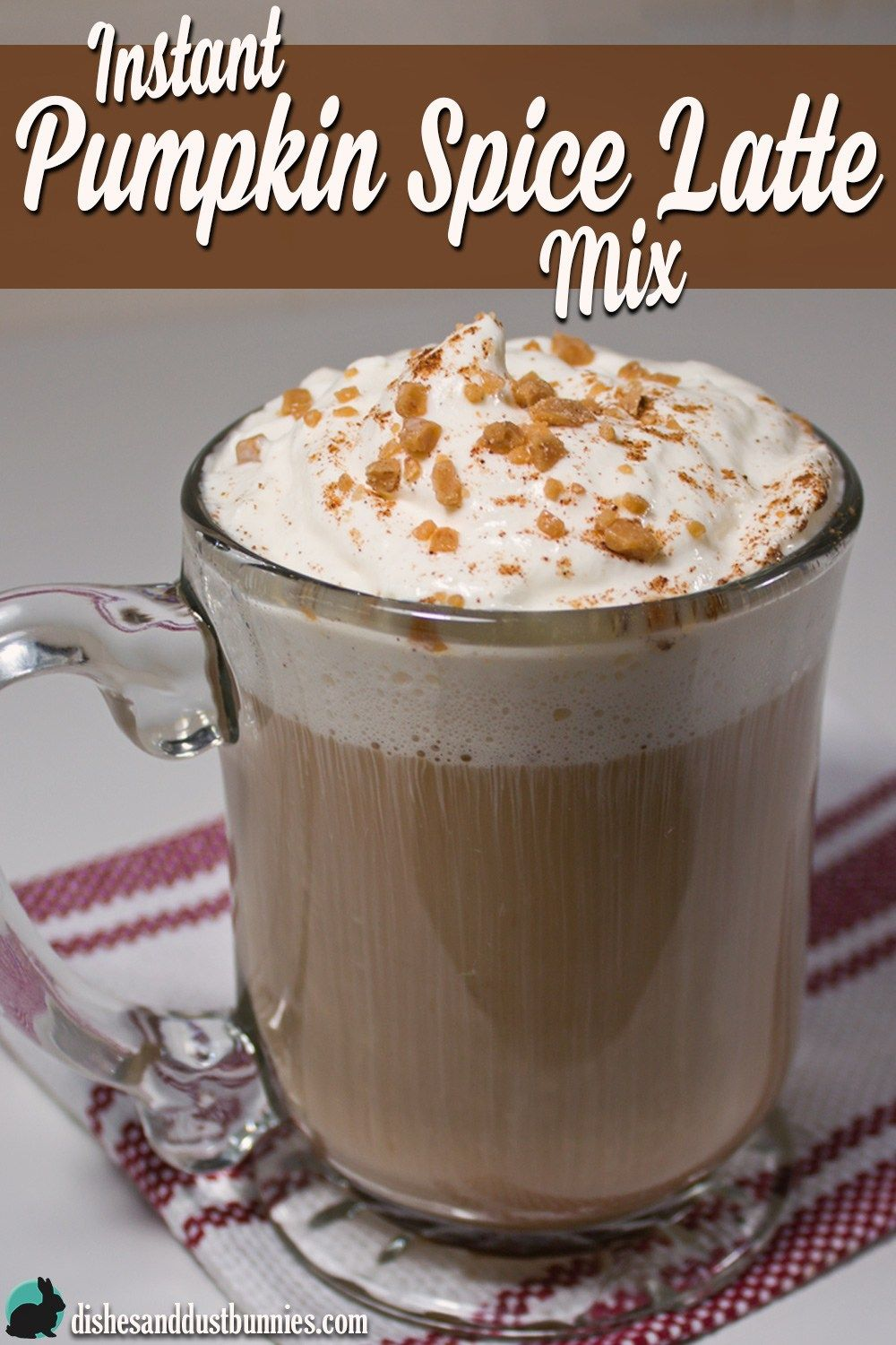 how to make a vanilla latte with instant coffee