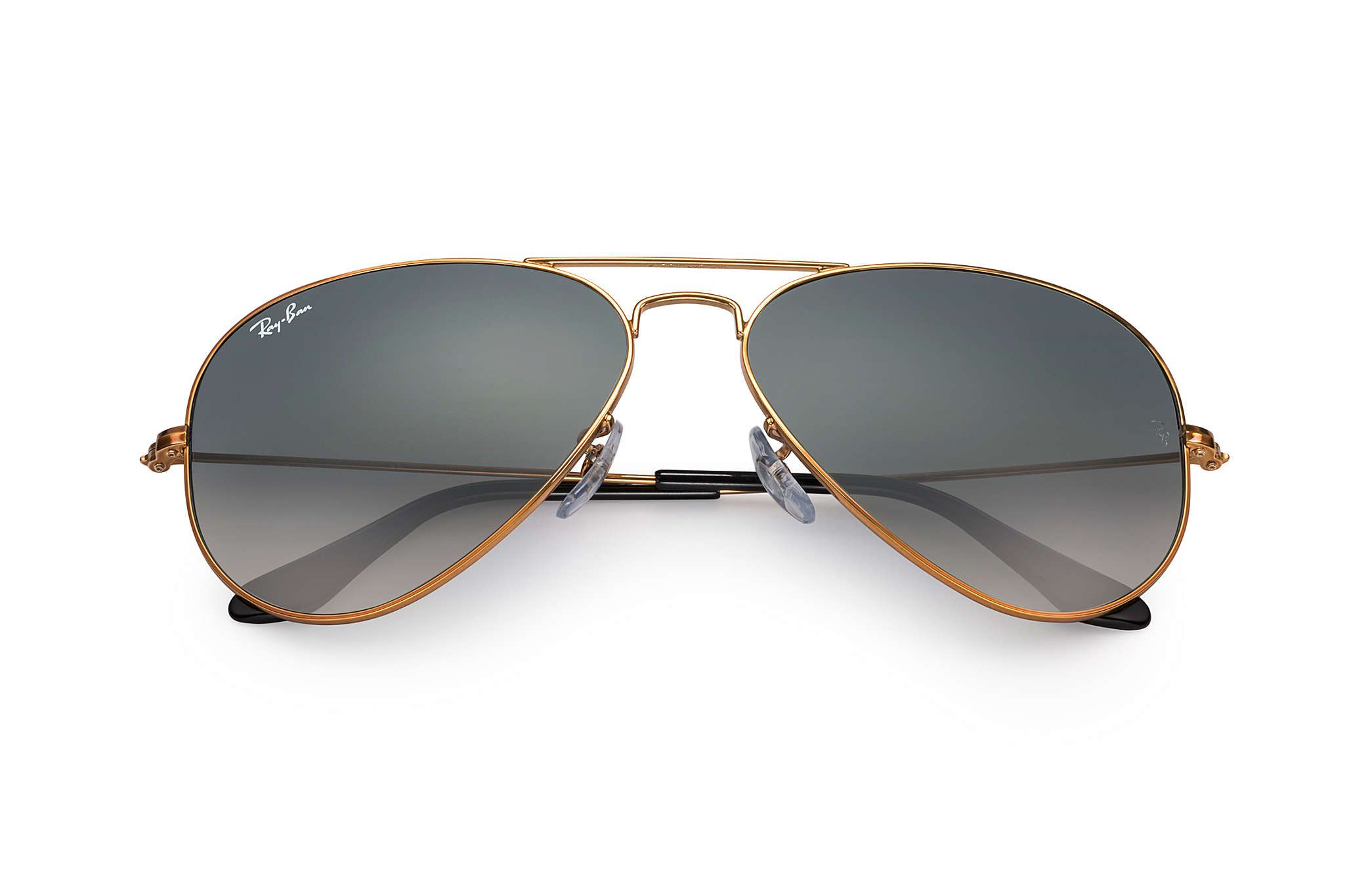 f047a31e6e Ray-Ban 0RB3025-AVIATOR GRADIENT Bronze-Copper SUN Mens Sunglasses