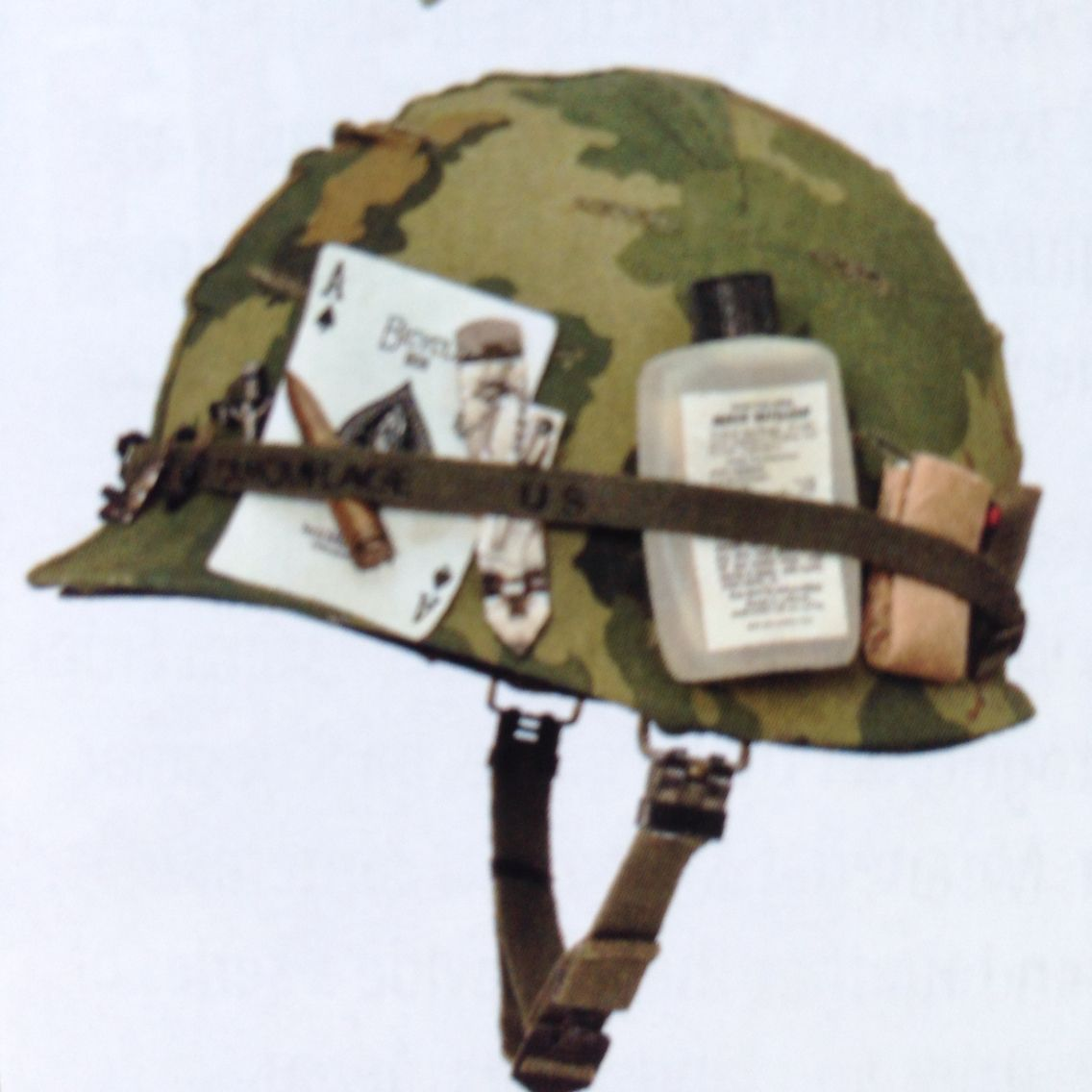Vietnam 101st Airborne 11B/91B Infantry/Combat
