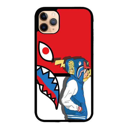 cover iphone 11 red pokemon
