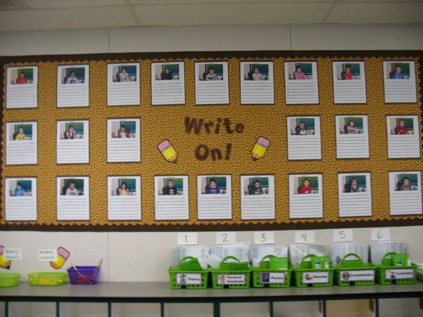 second grade bulletin board ideas   second grade bulletin board third grade word wall third grade literacy ...