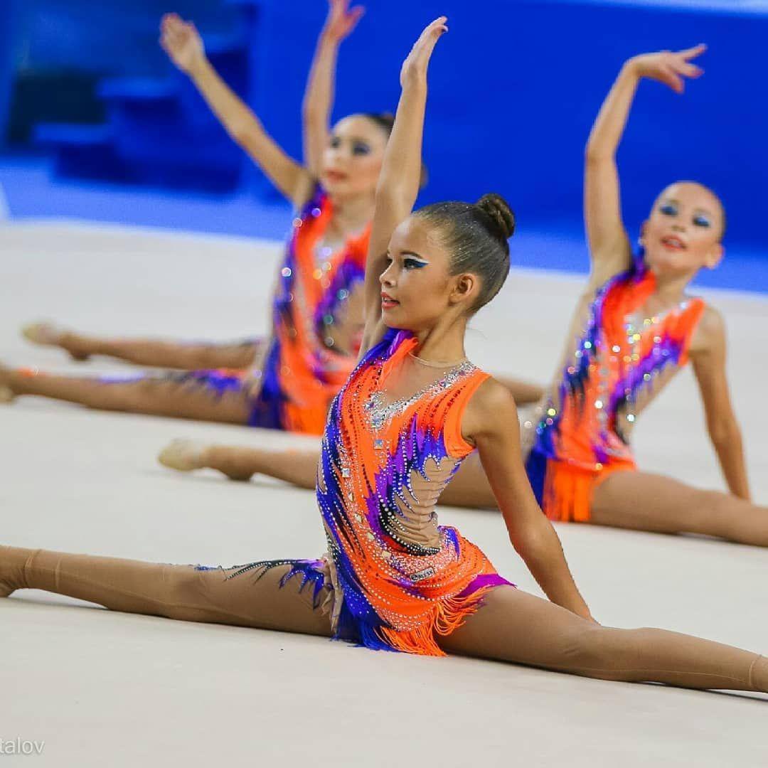 ⠀Друзья, поговорим об эстетической гимнастике. Знали ли вы ...