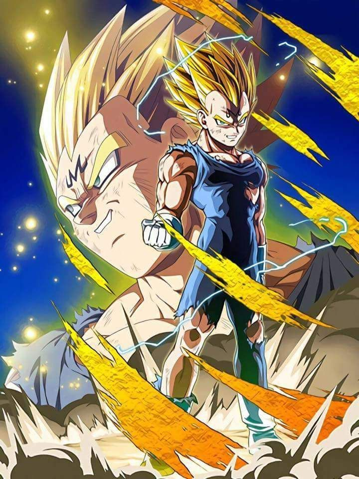 Image result for Vegeta( dragon ball franchise)