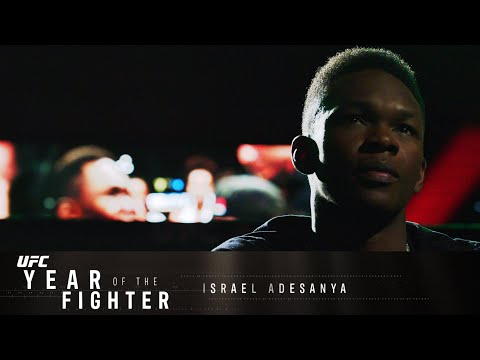 Ufc Year Of The Fighter Israel Adesanya Preview Ufc Fight Pass Original Series In 2020 Ufc Israel Adesanya Fighter