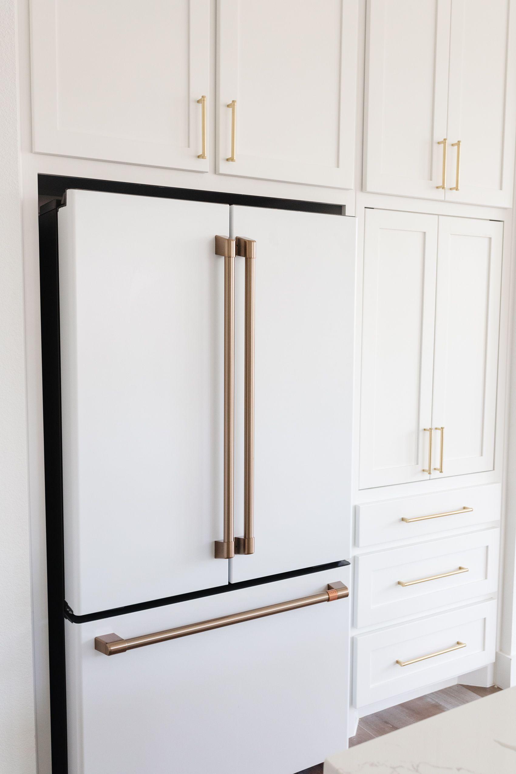 Luxury Ge Cafe Appliances Refrigerator Ge Cafe Appliances White Kitchen Appliances White Fridges