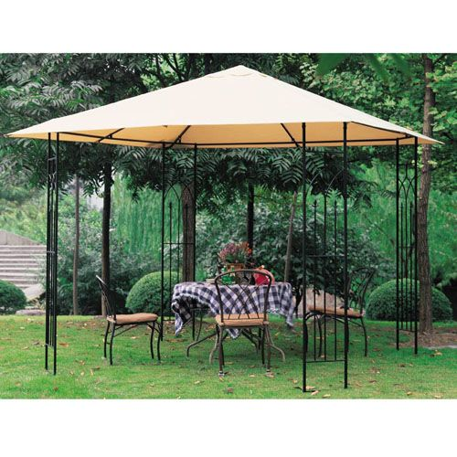gazebo tent | Sunjoy CTC OPP Gazebo replacement canopy 10x10 Garden Winds CANADA  sc 1 st  Pinterest & gazebo tent | Sunjoy CTC OPP Gazebo replacement canopy 10x10 ...