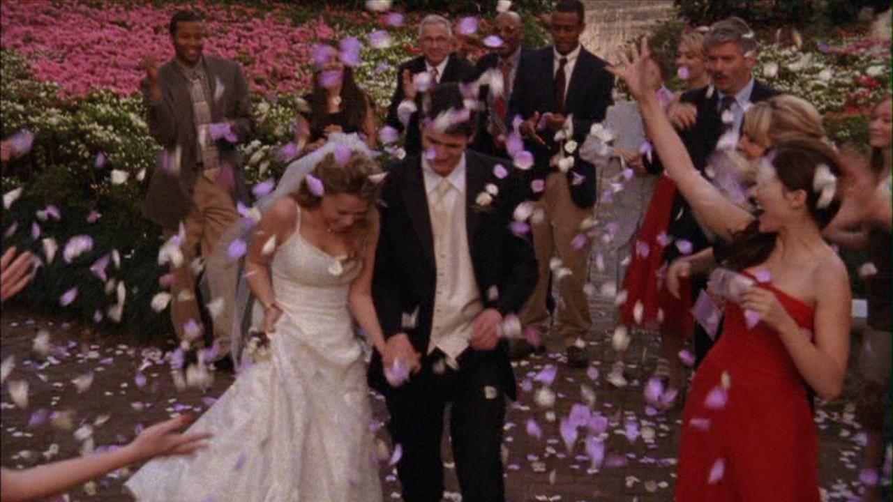 Mark Schwahn Wiki >> Vow Renewal of Nathan Scott and Haley James Scott | Jodi and Kyle's Wedding | Pinterest | One ...
