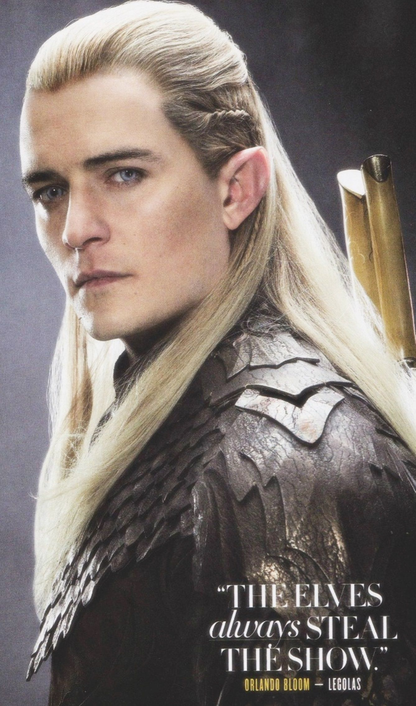 Orlando bloom 2018 the hobbit