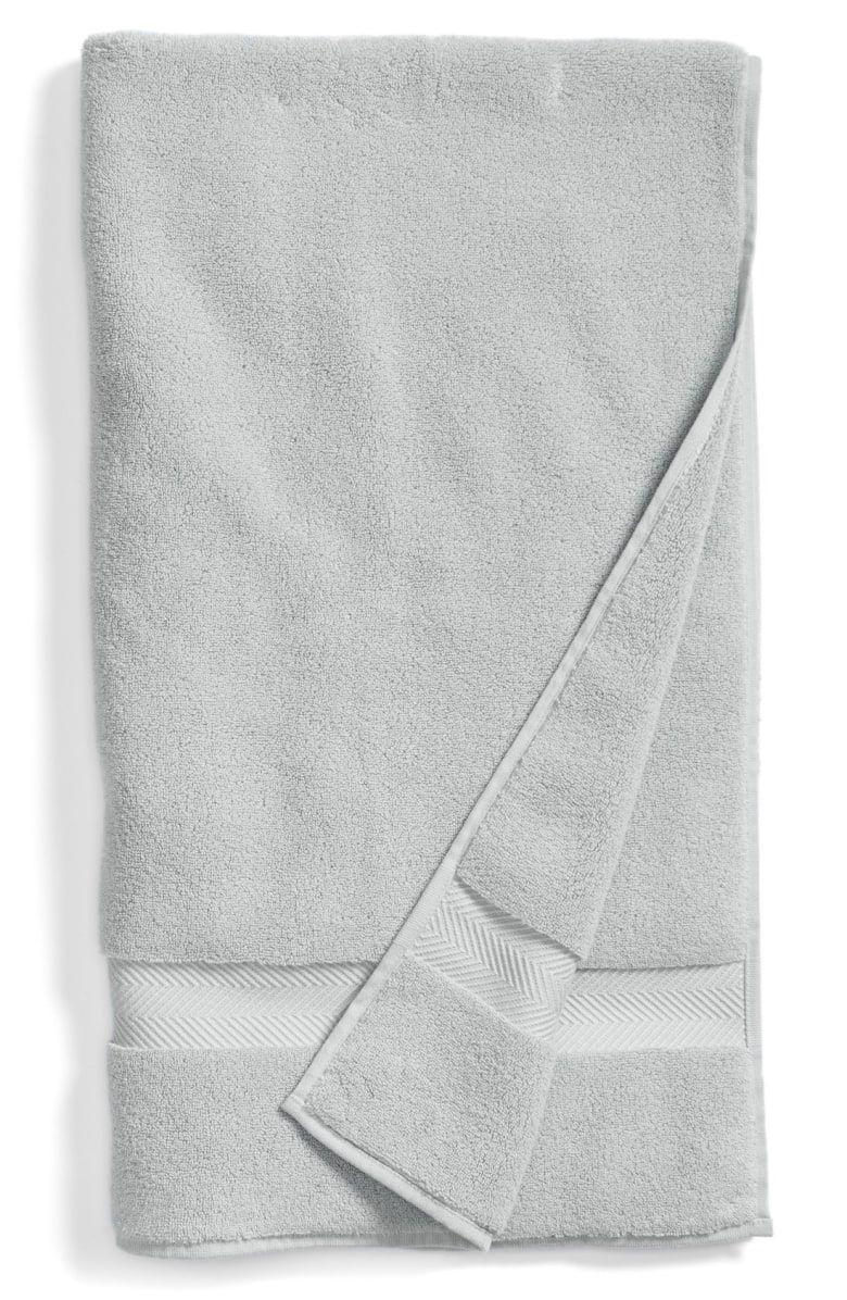 Hydrocotton Bath Towel Main Color Grey Vapor Towel Bath Towels Washing Clothes