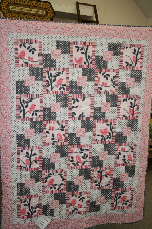five yard quilt free