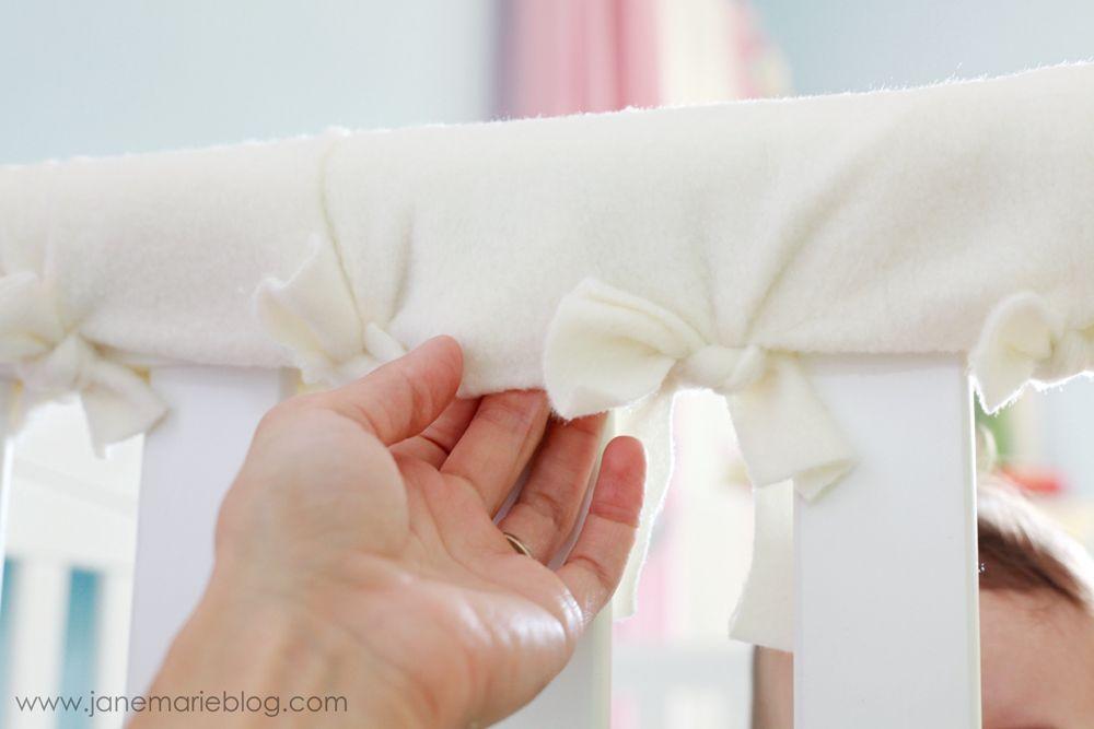 copri sponda per lettino