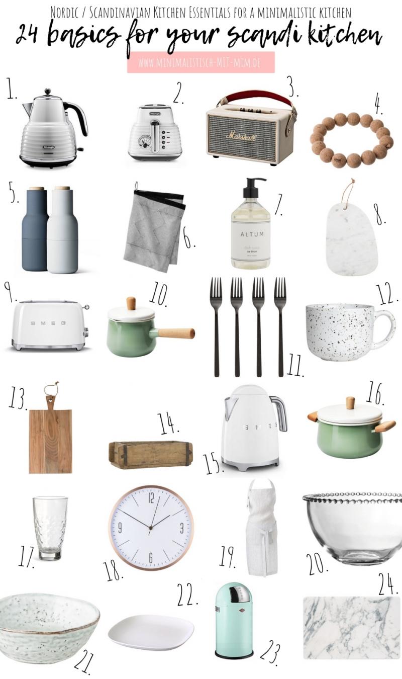 Minimalistische kuchenutensilien for Die judische kuche