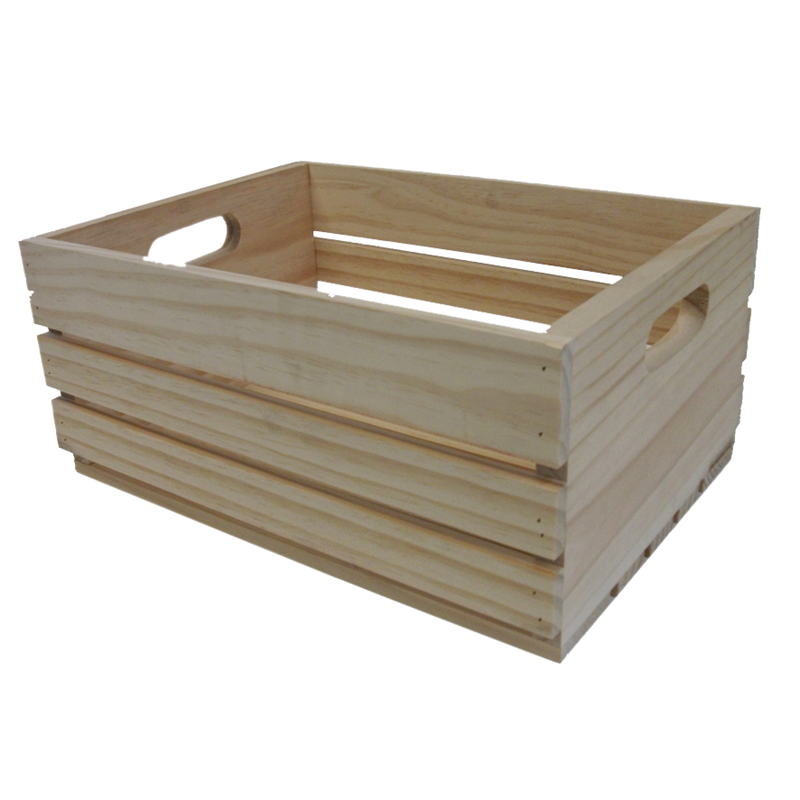 Find Boyle 44 x 32 x 20cm Large Craft Fruit Crate at Bunnings ...
