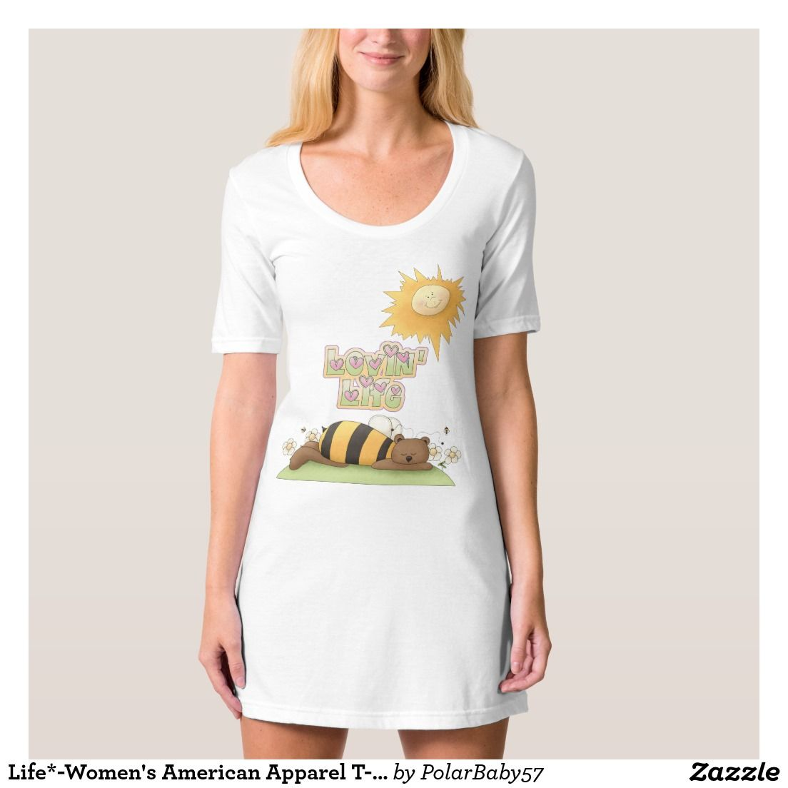 Lifewomenus american apparel tshirt dress carolus misc products