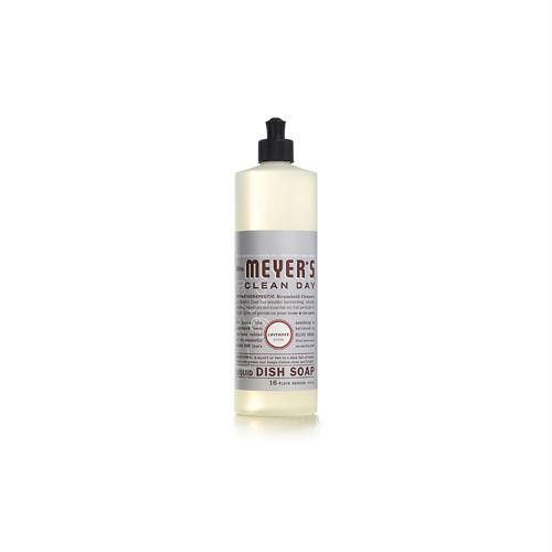 Mrs. Meyers Liquid Dish Soap - Lavender - 16 oz