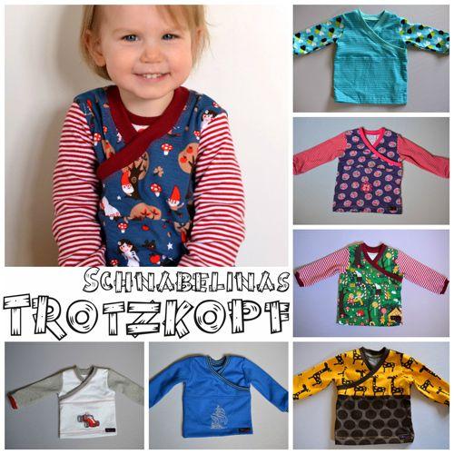 Gratis Schnittmuster für ein tolles Kindershirt | Kinderkleider ...