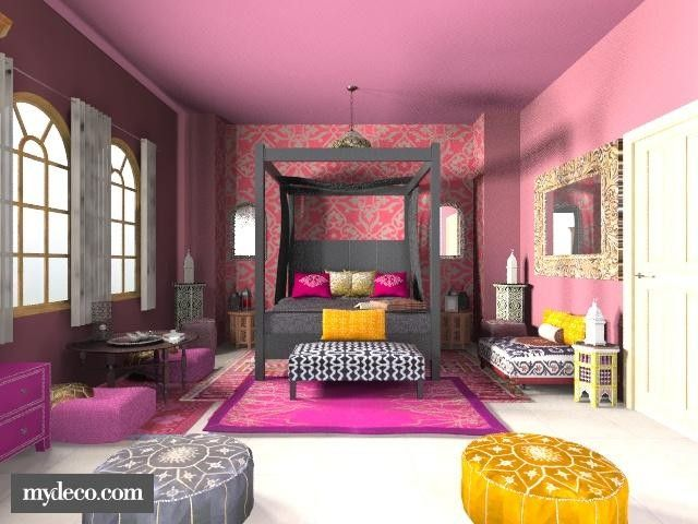 Rooms: Moroccan Theme Ideas For Kenzie's Room