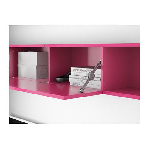Mostorp Wall Shelf Pink Ikea