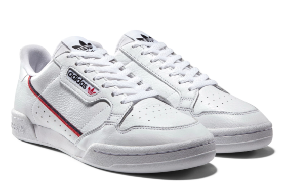 best sneakers 56464 5e423 Release Date adidas Originals Continental 80 Reissue Its almost here.  Above you will get