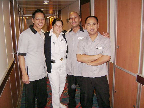 Words To Avoid Using Around Cruise Ship Employees Articles - Steward cruise ship