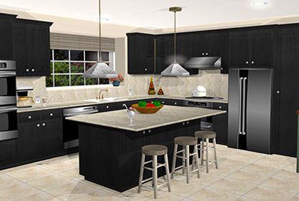 Free Kitchen Design Software | KITCHEN DESIGNS | Pinterest | Kitchen ...