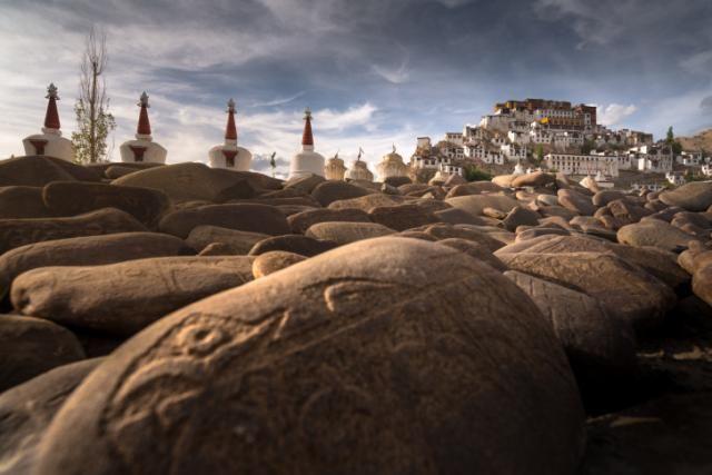 Photo Gallery: 20 Extraordinary Pictures of India: Ladakh Monastery