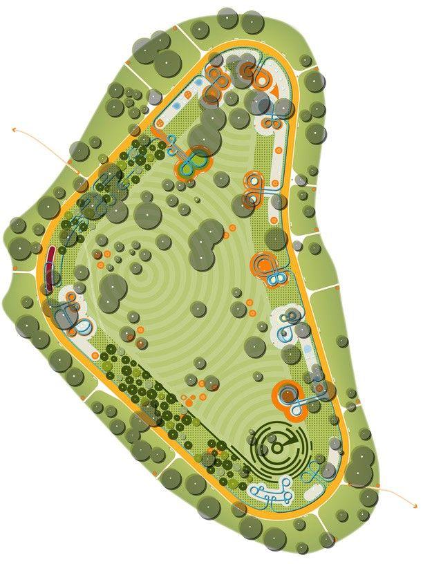 Denver City Park City Loop Port Architecture Urbanism Landscape Architecture Plan Landscape Architecture Park Landscape Architecture Drawing