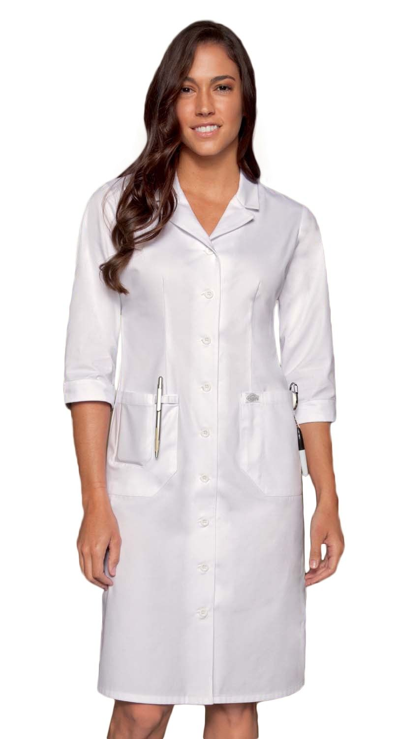 ef4e17d73 Women's Three Quarter Sleeve Dress also cater @Jalucci. Women's Three  Quarter Sleeve Dress Medical Uniforms, Work Uniforms, Scrub Skirts ...