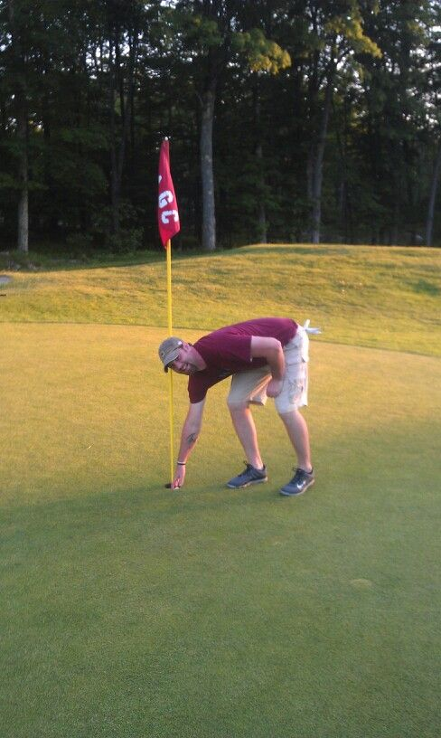 Hole in One tonight on #18. First ever..hopefully more to come!!