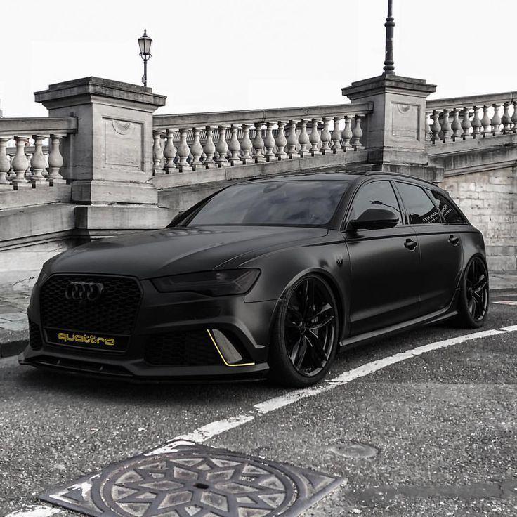 Audi RS6 - Audi RS6 -