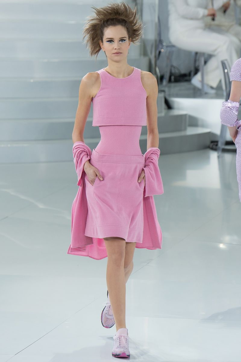Haute Couture | Chanel ss 2014 | runway