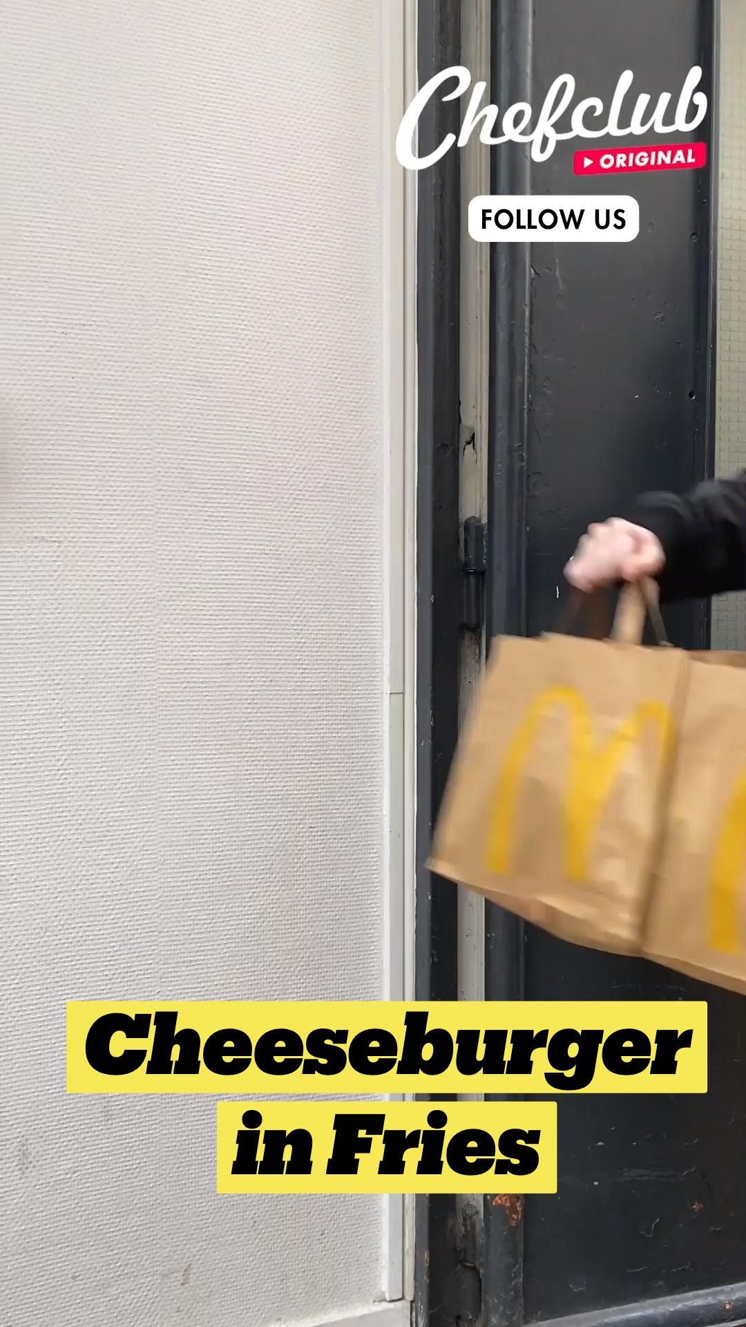 Cheeseburgerin Fries