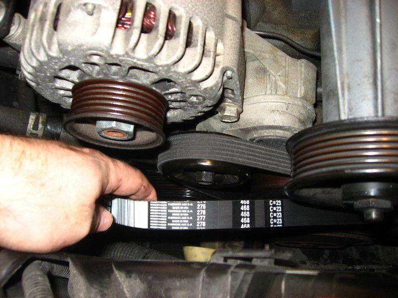 01 Nissan Xterra Serpentine Belt Replacement Instructions Ford Ranger Nissan Xterra Nissan