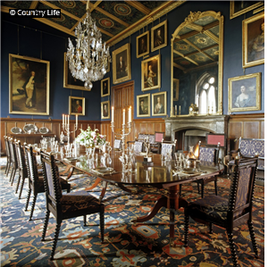 Eastnor Castle State Dining Room Dining Room Ideas  Pinterest Glamorous Castle Dining Room Inspiration