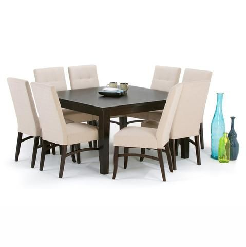 Eastwood 54 Inch Square Dining Table Square Dining Tables