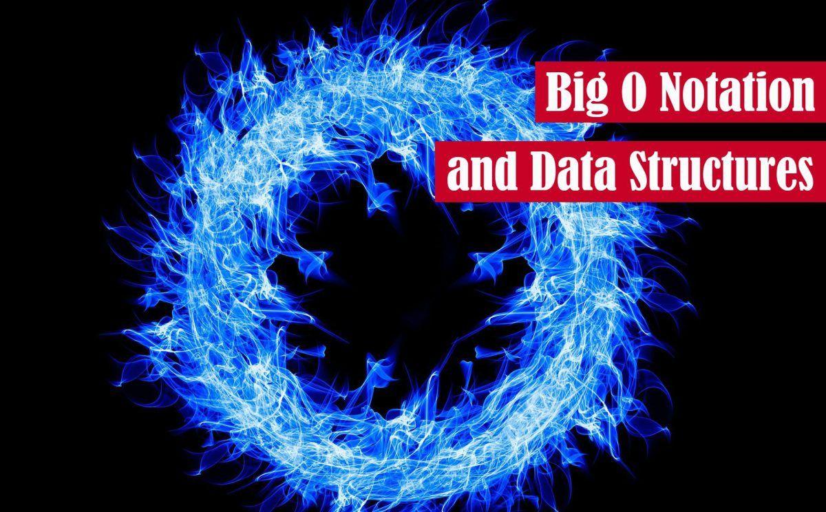 Big O Notation And Data Structures The Renegade Coder Fire Art Fractal Art Art Images