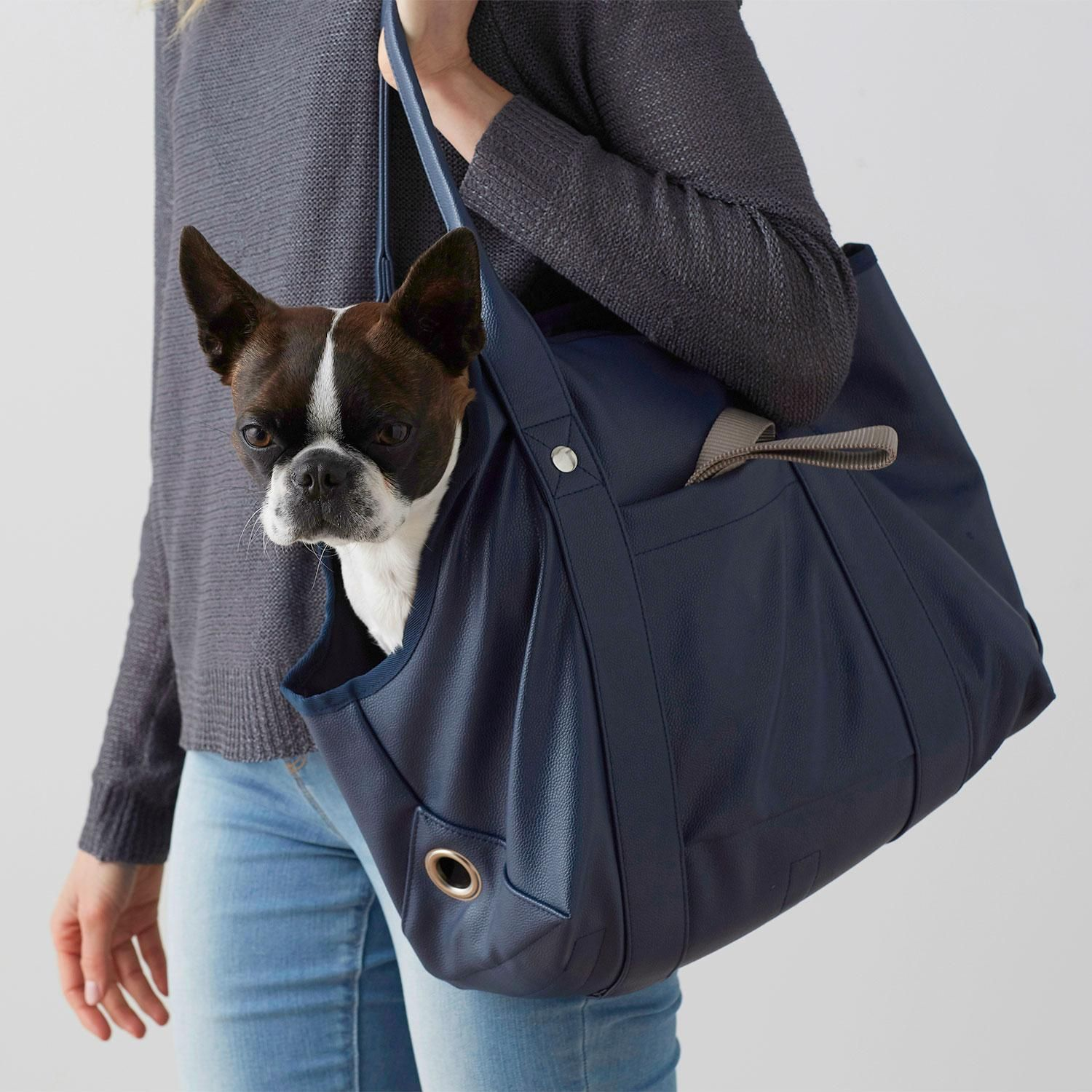 Comfy Pet Tote Large The Company Store Boston