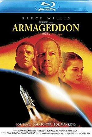 Bruce Willis Ben Affleck Michael Bay Armageddon Armageddon