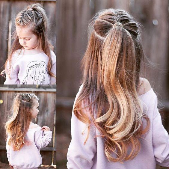 De 5 Mooiste En Makkelijke Hairstyles Voor Meisjes De Leukste