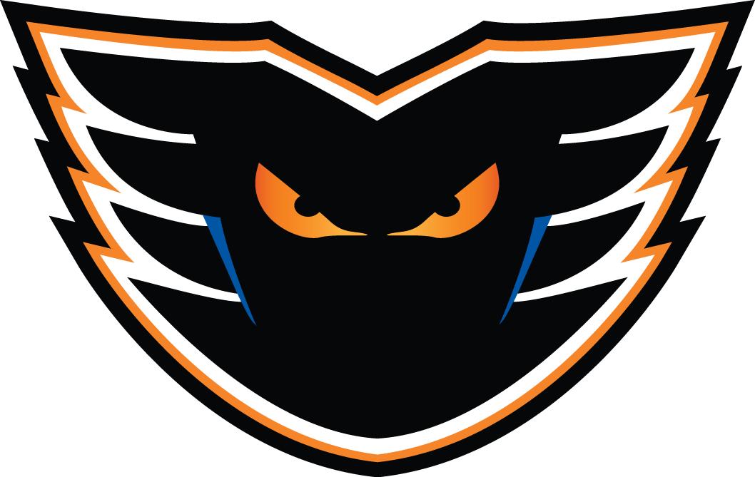 Lehigh Valley Phantoms Alternate Logo (2015) Hockey