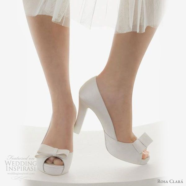 Wedding Shoes Rosa Clara 2011 Wedding Shoes Wedding Heels Shoes