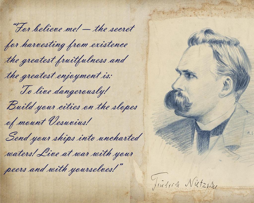 New Atheists Nietzsche S English Flat Heads Atheism Nietzsche Atheist