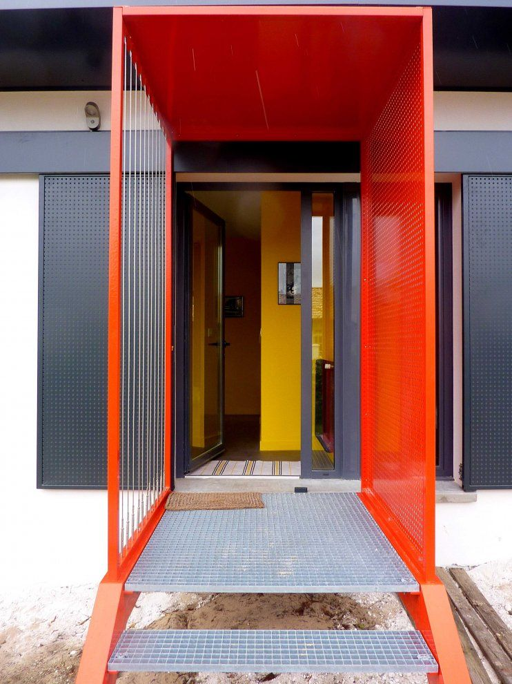 maison cap ferret - A project by peel architectes