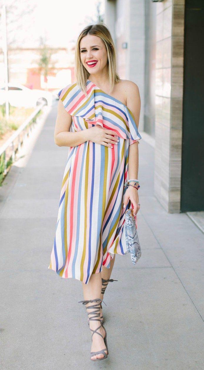 790e37910ac Best Spring Maternity Dresses