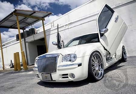 Chrysler 300 Most Viewed Photos On Autospies Com Right Now